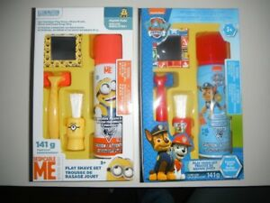 play shave set *** BRAND NEW ***