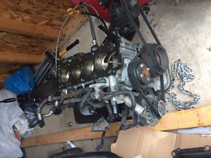 Forged Silvia S13 powertrain (Part Out) Price Drop