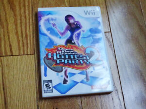Wii Dance Dance Revolution Hottest Party 2