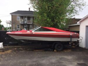 1988 Chris Craft 19 Cavalier Bow Rider Power