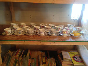 Antique Cups & Saucers London Ontario image 3