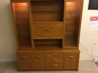Wooden display cabinet for sale