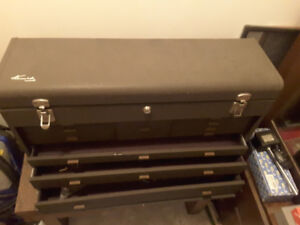 Kennedy 11 drawer Machinist tool chest mint shape