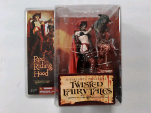 Mcfarlane Twisted Fairytales Red Riding Hood