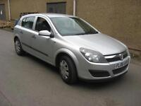 2006 Vauxhall Astra 1.8i 16v ( a/c ) auto 2006MY Life Low Mileage