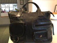 Black Coccinelle Bag