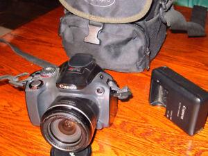 Canon SX40 superzoom 12 meg. camera