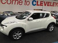 2012 NISSAN JUKE ACENTA From GBP9150+Retail package.