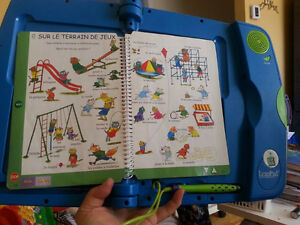 Leap Frog Leap Pad Learning System