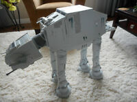 Star Wars 2010 AT-AT Electronic Imperial Walker w/ Lights-Sounds