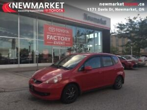 2008 Honda Fit DX  - local - trade-in