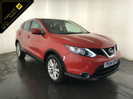 2014 64 NISSAN QASHQAI ACENTA PREMIUM DCI 4WD 1 OWNER SERVICE HISTORY FINANCE
