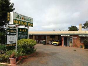 ILLNESS FORCES SALE - URGENT - LEASEHOLD HIGHWAY MOTEL Childers Bundaberg Surrounds Preview