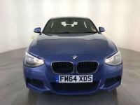 2015 BMW 120D M SPORT 5 DOOR HATCHBACK DIESEL 1 OWNER SERVICE HISTORY