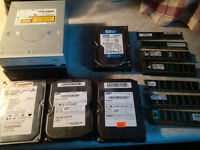 Assorted PC Parts