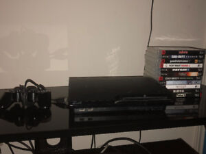 120GB PS3 SLIM FOR AN AMAZING DEAL! OBO