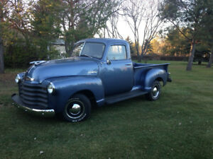 1949 Chevy Half ton - For Sale