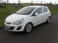 Vauxhall/Opel Corsa 1.2i 16v ( 85ps ) ( a/c ) 2012MY Excite ONLY 28700 Mls