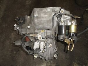 JDM HONDA PRELUDE H22A 2.2L 5SPEED TRANMISSION, M2S4-5500188