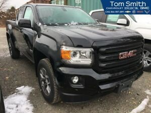 2018 GMC Canyon   HD TRAILERING PKG/SPRAY ON BEDLINER/BLOCK HEAT