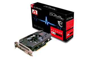 Sapphire RX 560 OC Edition (1 month old)