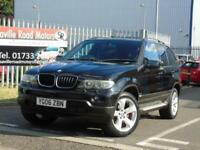 2006 BMW X5 3.0 d Sport 5dr