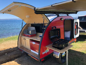 For Rent: 2018 Car-go Liberty 1 Teardrop Camper