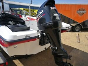 Brand new 2015 Rinker 186 Fish and ski with 140 Hp 4 stroke .