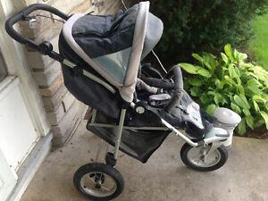 Have a really nice jogging stroller and 2 regular nice strollers