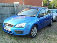 Ford Focus 1.6 Lx Hatchback