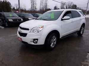 2011 chevy equinox FWD 4cyl certified etested pattersonauto.ca