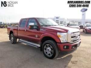 2016 Ford F-350 Super Duty Platinum  - Navigation