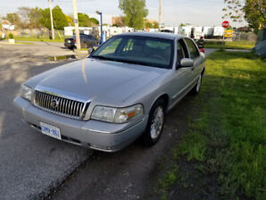 2008 Mercury Grand Marquis $ 6,300 Or Best offer 647-866-4244.