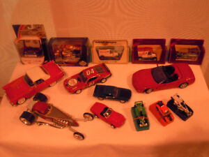 Various Model Cars - Toy Cars, Trucks, Motorcycles, etc