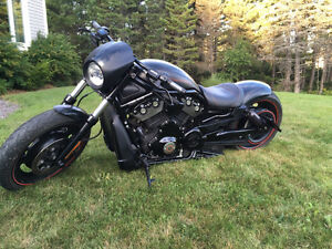 2008 Harley VRSCDX Night Rod Special Custom