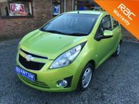 Chevrolet Spark 1.0 (67bhp) LS 5 Door Hatchback