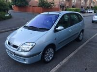 Renault Scenic 1.6 MPV in very good condition 1 year mot