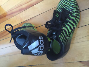 Adidas soccer cleats - size 11