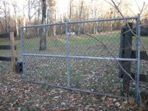 Fence Gate (5' X 10')