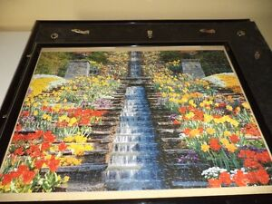 Puzzle with frame Cornwall Ontario image 1