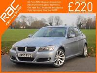 2009 BMW 3 Series 320d Turbo Diesel SE 6 Speed Auto Sunroof Full Leather Only 33