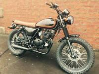 Mutt S-54 Ltd 125 learner legal own this bike for only £14.69 a week