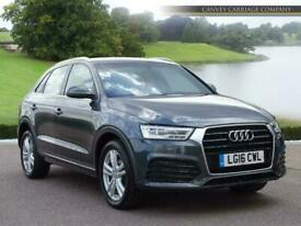 image for 2016 Audi Q3 2.0 TDI S line (s/s) 5dr