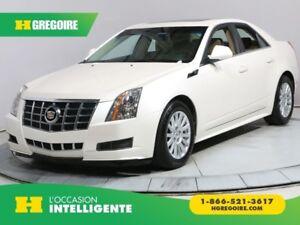 2012 Cadillac CTS Luxury AWD CUIR TOIT MAGS BLUETOOTH CAM RECUL
