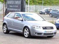 Audi A3 2.0TDI 2004, Sport, 3 Door Hatchback, 6 Months AA Warranty
