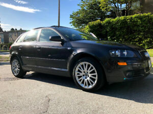 2008 Audi A3 2.0T FWD Auto - a FUN affordable drive