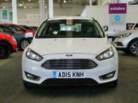2015 Ford Focus Ford Focus 1.0 E/B 125 Titanium Nav 5dr Hatchback Petrol Manual