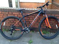 29 inch carrera bike