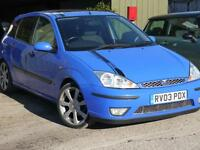 Ford Focus 2.0i 16v Zetec Sport. UPGRADED OZ ALLOYS. TWEAKED EXHAUST. LOW MILES