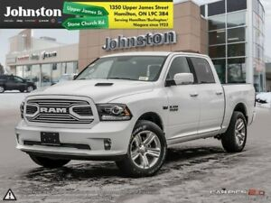 2018 Ram 1500 Sport  - Leather Seats -  Cooled Seats - $137.87 /